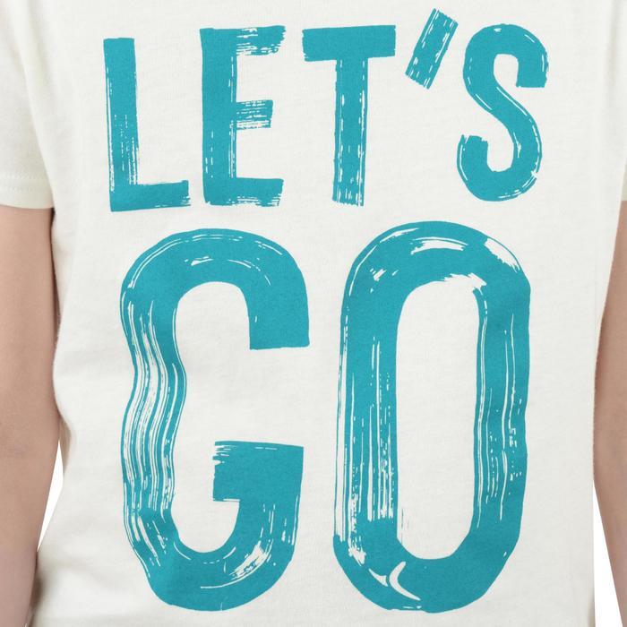 T-Shirt manches courtes 100 Gym garçon imprimé - 1204549
