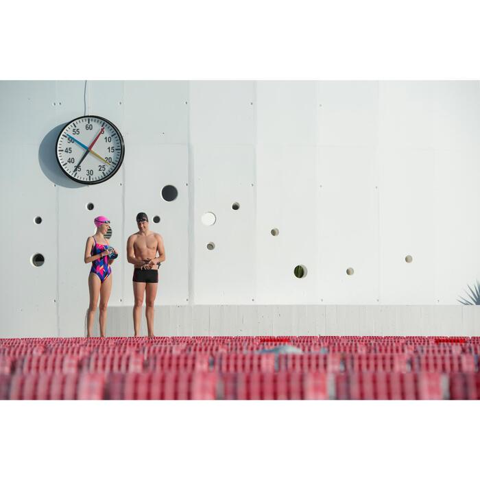 Maillot de bain natation une pièce ultra résistant au chlore femme Jade - 1204631