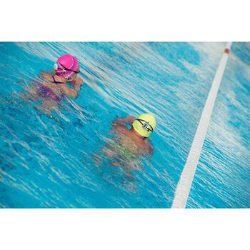 Maillot de bain natation une pièce ultra résistant au chlore femme Jade - 1204644