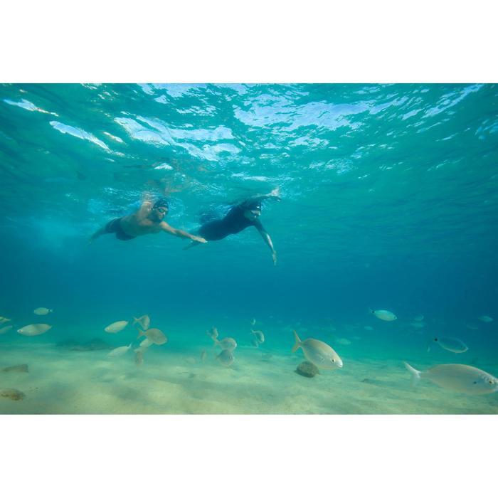 Combinaison de natation néoprène nage en eau libre OWS550 4/3mm femme - 1204646