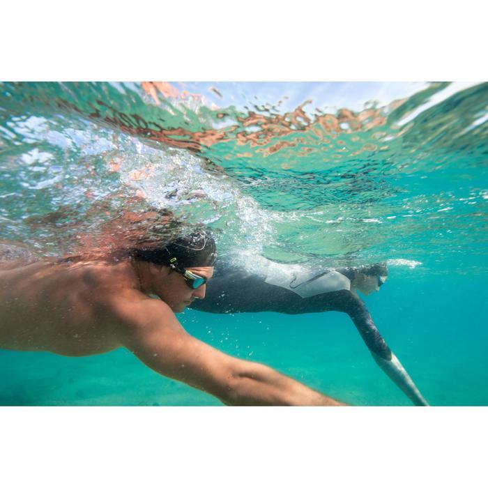 Combinaison de natation néoprène nage en eau libre OWS550 4/3mm femme - 1204647