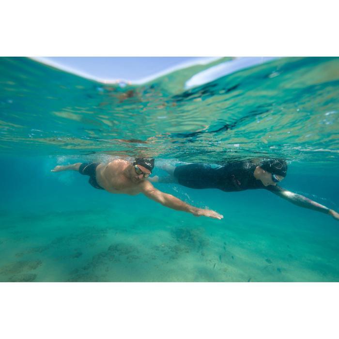 Combinaison de natation néoprène nage en eau libre OWS550 4/3mm femme - 1204656