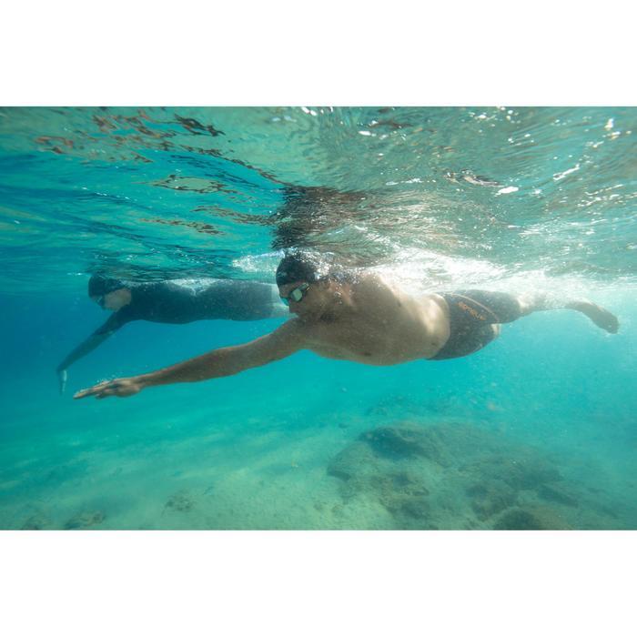 Combinaison de natation néoprène nage en eau libre OWS550 4/3mm femme - 1204657