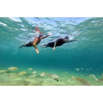 Combinaison de natation néoprène nage en eau libre OWS550 4/3mm femme - 1204661