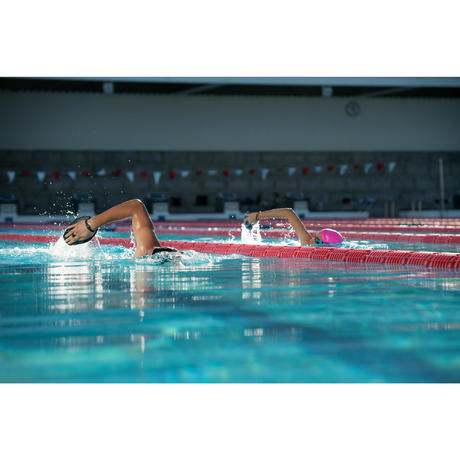 Swimming Hand Paddles M Grey Nabaiji
