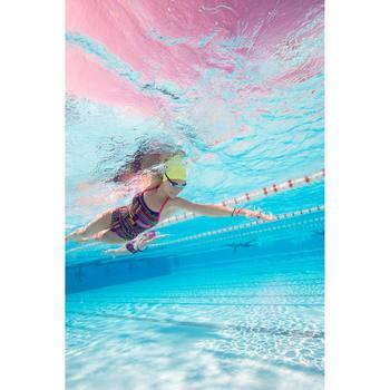 Maillot de bain natation une pièce ultra résistant au chlore femme Jade - 1204670