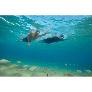 Neopreen wetsuit voor zwemmen in open water OWS550 4/3mm dames