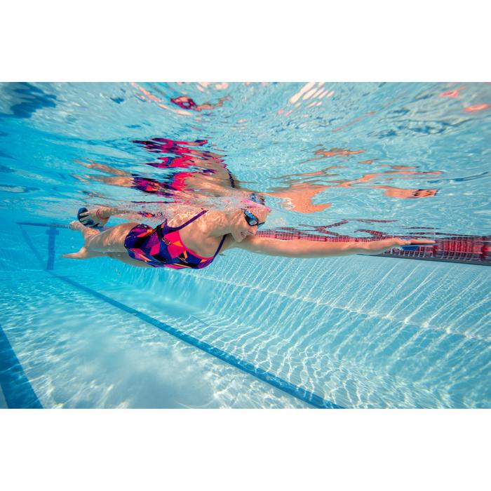 Maillot de bain natation une pièce ultra résistant au chlore femme Jade - 1204697