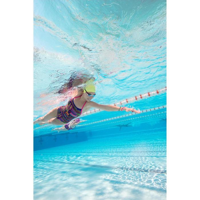 Maillot de bain natation une pièce ultra résistant au chlore femme Jade - 1204698