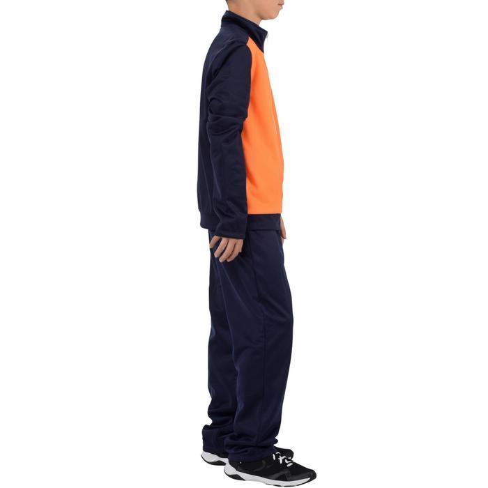 Survêtement chaud zippé Gym Energy garçon Gym'y - 1204715