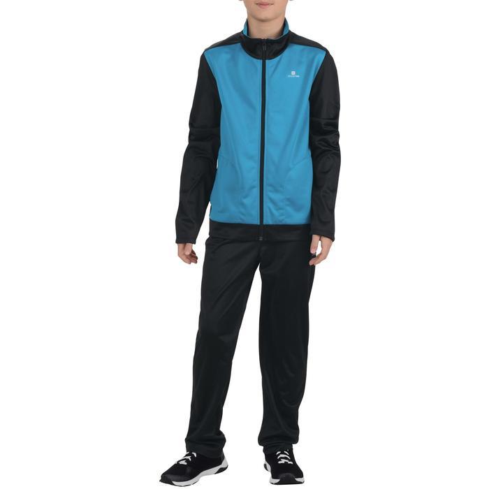 Survêtement chaud zippé Gym Energy garçon Gym'y - 1204742