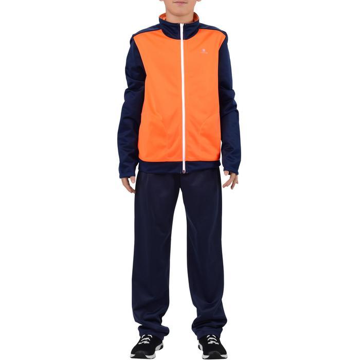 Survêtement chaud zippé Gym Energy garçon Gym'y - 1204752