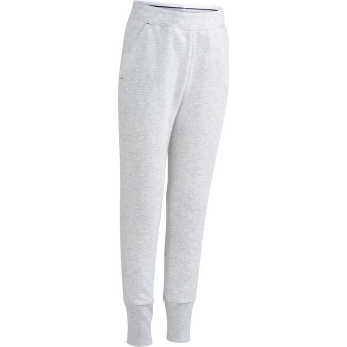 Pantalon 520 chaud slim Gym Fille poches - 1204766