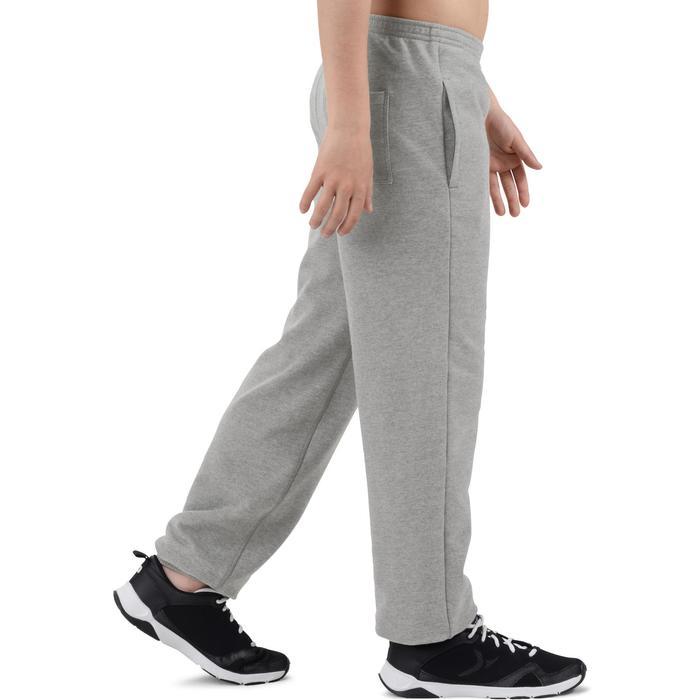 Pantalon 120 chaud regular Gym garçon poches - 1204781