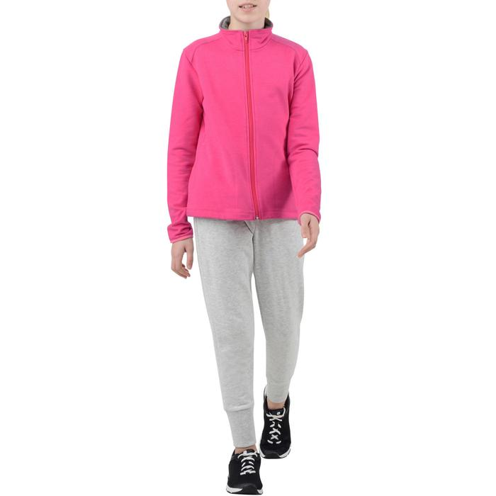Pantalon 520 chaud slim Gym Fille poches - 1204782