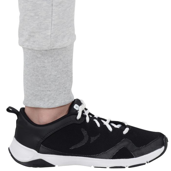 Pantalon 520 chaud slim Gym Fille poches - 1204789