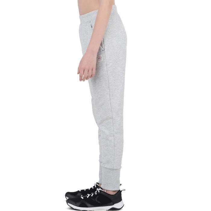 Pantalon 520 chaud slim Gym Fille poches - 1204794