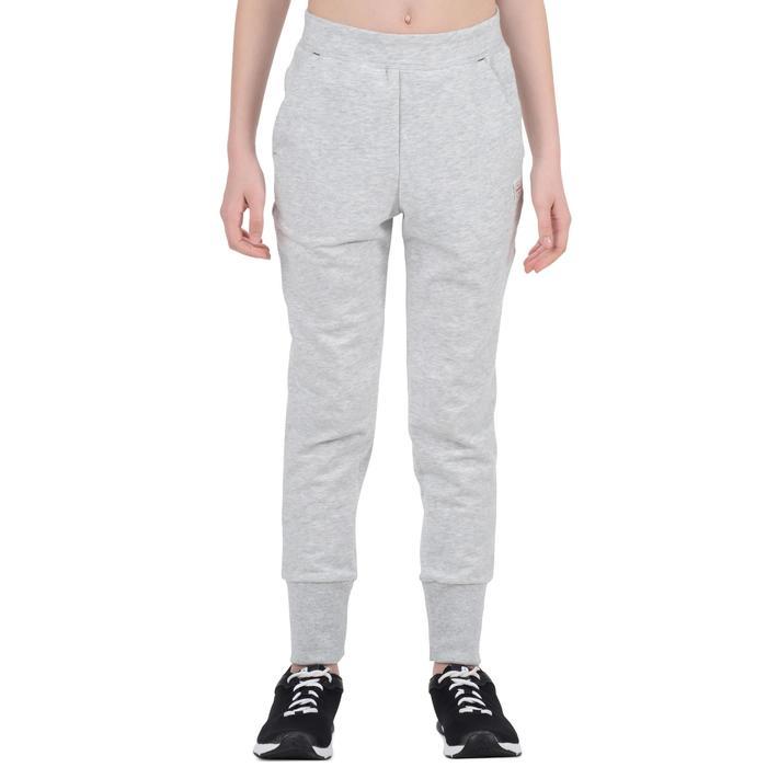 Pantalon 520 chaud slim Gym Fille poches - 1204798
