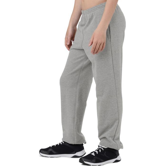 Pantalon 120 chaud regular Gym garçon poches - 1204814