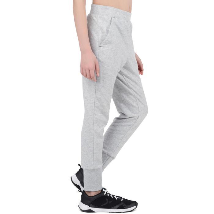 Pantalon 520 chaud slim Gym Fille poches - 1204817