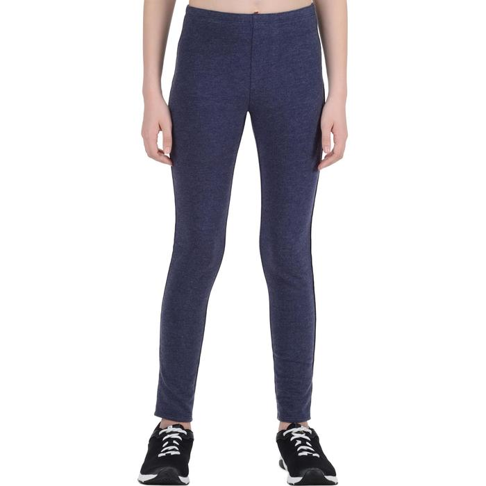 Legging chaud Gym fille - 1204845