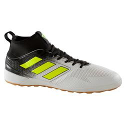 Zaalvoetbalschoenen Ace Tango 17.3 voor volwassenen wit