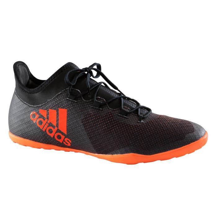 Chaussure de futsal adulte X Tango 17.3 noire - 1205090