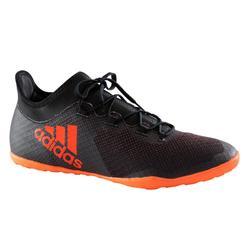 Chaussure de futsal adulte X Tango 17.3 noire