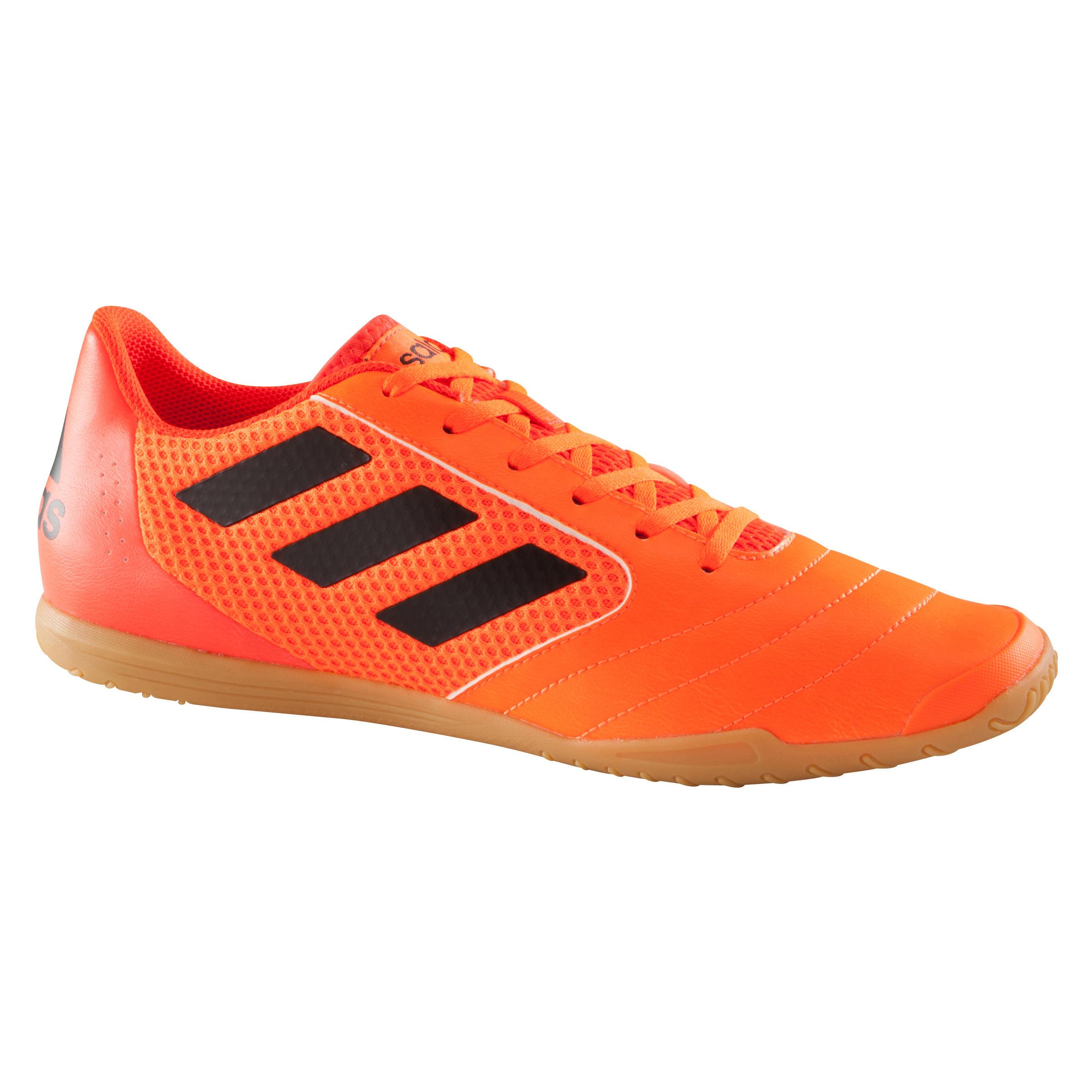 Adidas Zaalvoetbalschoenen Ace 17.4 voor volwassenen oranje