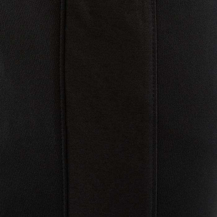 Voetbaltrainingsbroek voor volwassenen T500 zwart