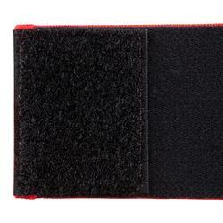 Stutzenhalter Fix-It wendbar schwarz/rot