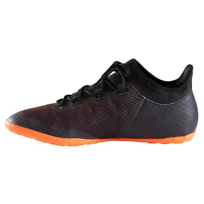 Chaussure de futsal adulte X Tango 17.3 noire - 1205231