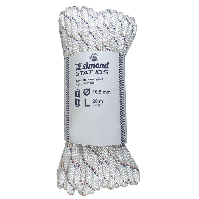 Corde Semi-Statique STAT 10,5 mm x 20 m