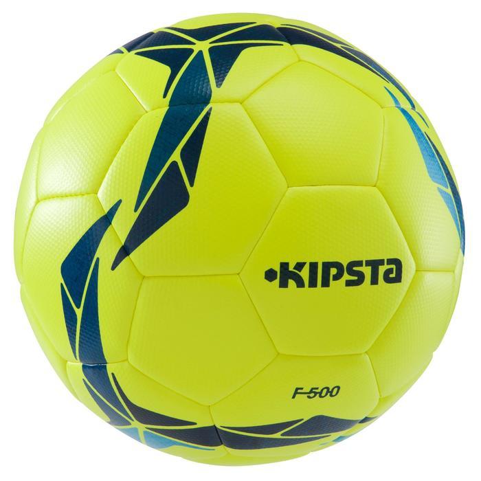 Ballon de football F500 Hybride taille 5 - 1205271