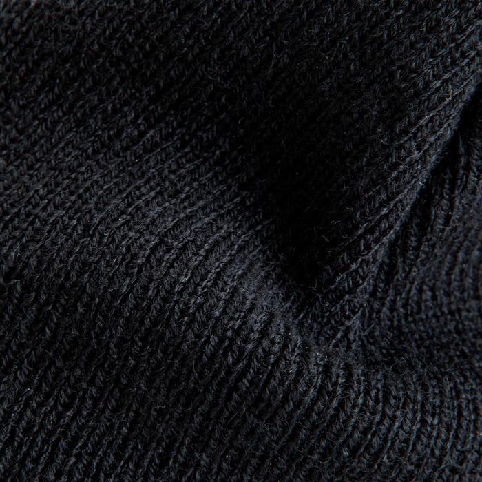 Keepwarm Adult Fleece-Lined Hat - Black