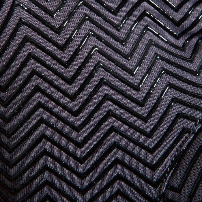 Guantes Keepwarm cálidos adulto turquesa gris