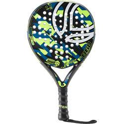 Padel racket PR860 Light blauw/geel