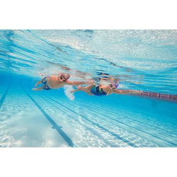Maillot de bain de natation une pièce fille résistant au chlore Lidia - 1205497