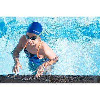 Maillot de bain de natation une pièce fille résistant au chlore Lidia - 1205501