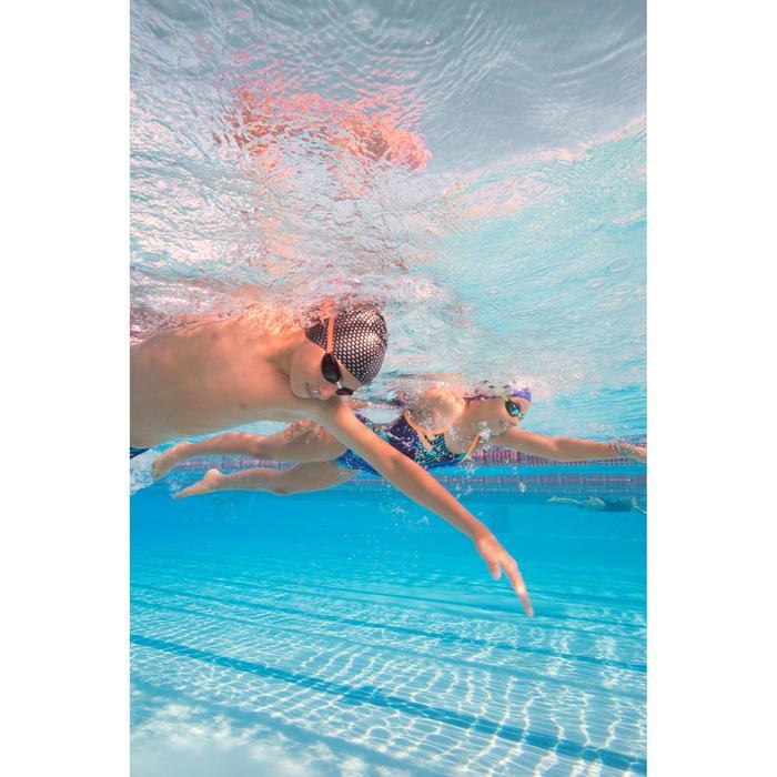 Maillot de bain de natation une pièce fille résistant au chlore Lidia - 1205508
