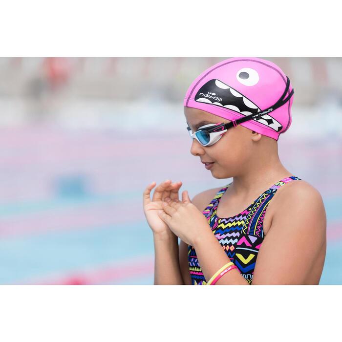 Maillot de bain de natation une pièce fille résistant au chlore Kamiye jely - 1205509
