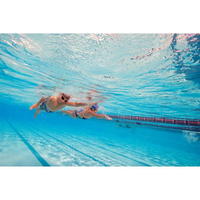 Maillot de bain de natation une pièce fille résistant au chlore Lidia - 1205520