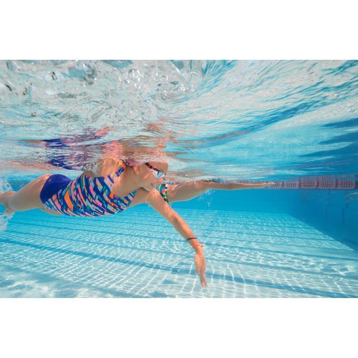 Maillot de bain de natation une pièce fille résistant au chlore Kamiye jely - 1205527
