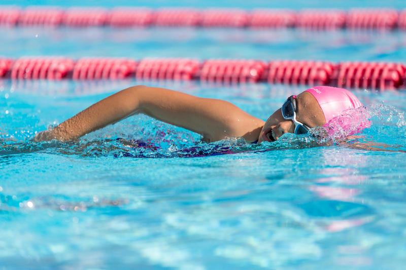 Swim Cap Silicone- Pink