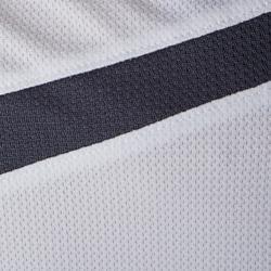 Camiseta de fútbol mujer F500 blanco menta