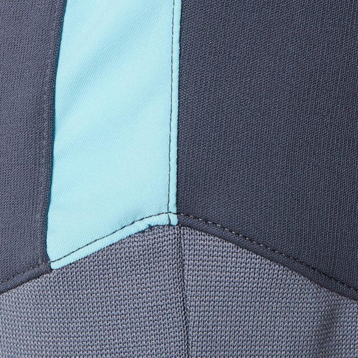 Pantalon d'entraînement de football femme TP500 gris menthe - 1205597