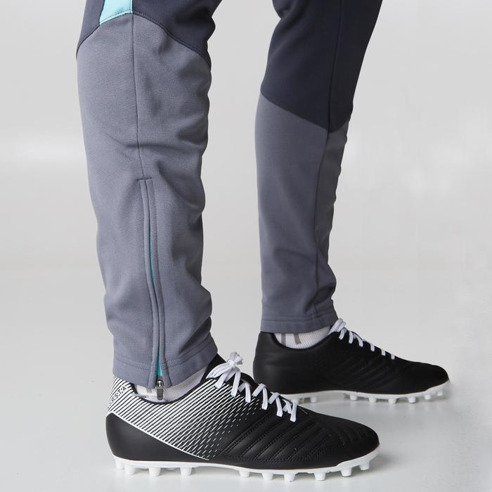 Pantalon d'entraînement de football femme TP500 gris menthe - 1205599
