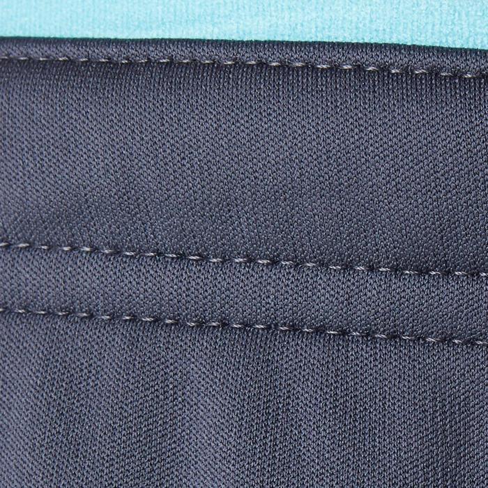 Pantalon d'entraînement de football femme TP500 gris menthe - 1205602