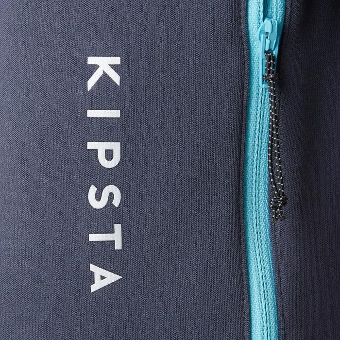 Pantalon d'entraînement de football femme TP500 gris menthe - 1205605