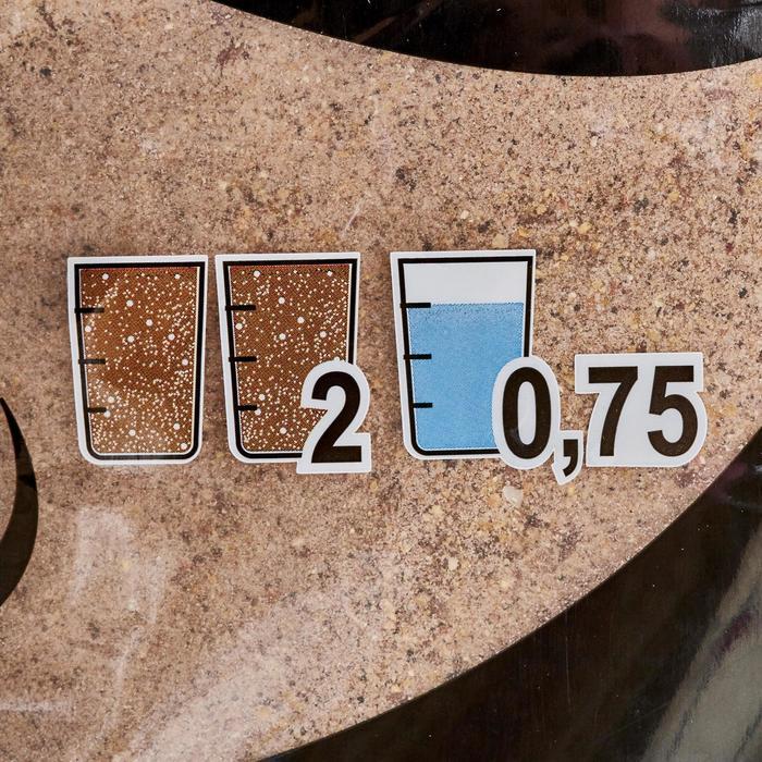 Amorce pêche au coup GOOSTER 4X4 10 kg - 1205713